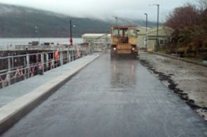 Glen Mallan Jetty Refurbishment